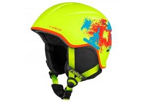 relax twister junior detska lyzarska helma rh18a4
