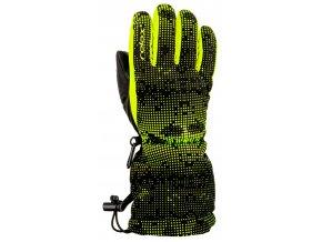 relax puzzy detske lyzarske rukavice rr15d