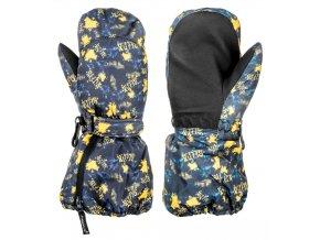 relax puzzyto detske lyzarske rukavice rr17e