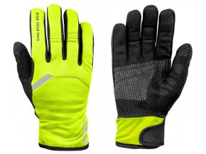 relax r2 storm zateplene rukavice zlute
