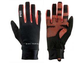 relax r2 cruiser zateplene rukavice oranzove