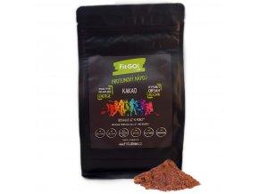 fitgo proteinovy shake kakao baleni 800 g