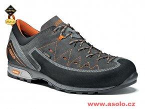 asolo apex gv grey graphite a610 panske trekove boty
