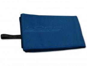 loap cobb sportovni rucnik modry