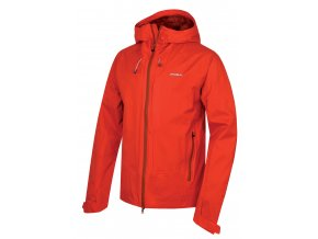 husky-nicker-panska-outdoorova-bunda-cervena