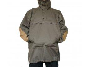 faramugo anorak panska bushcraft bunda khaki