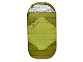 trimm divan 195 p spaci pytel zeleny