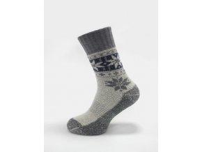 faramugo sherpa panske ponozky sede