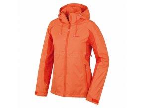 Husky Nauzi L dámská bunda oranžová