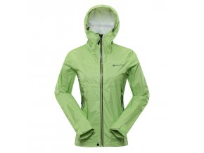 alpine pro slocana 4 damska bunda zelena