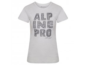 alpine pro aliana damske tricko sede