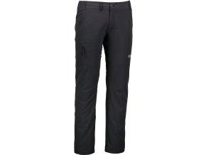 nordblanc assert panske outdoorove kalhoty tmave sede