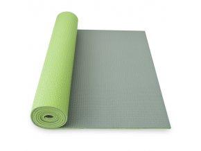 yate-yoga-mat-dvouvrstva-zelena
