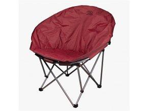 highlander-moon-chair-skladaci-kreslo-cervena