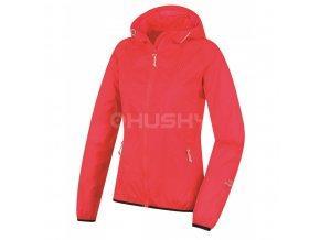 Husky Lopy L dámská bunda růžová