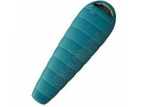 Husky Mini 0°C spací pytel modrý