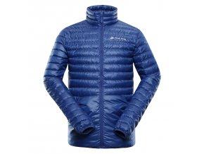 alpine pro fir panska perova bunda modra