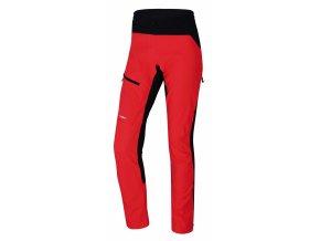 husky-kix-damske-outdoor-kalhoty-neonove-ruzove