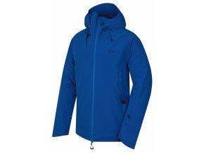 Husky Gambola pánská hardshell bunda modrá
