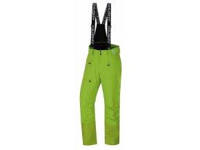husky-gilep-panske-lyzarske-kalhoty-zelene