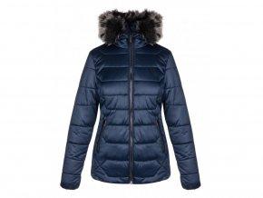loap tasia damska zimni bunda modra