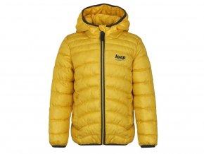 loap infery detska zimni bunda zluta