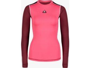 Nordblanc Ply dámské termo tričko růžové