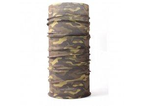 multifunkcni satek printemp camouflage
