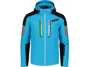 nordblanc alloy panska lyzarska bunda svetle modra
