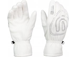 nordblanc gerry fleecove rukavice bile