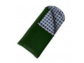 Husky Gary -5°C dekový spací pytel zelený