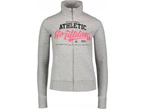 nordblanc athletes damska mikina seda