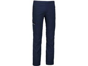 nordblanc rest panske outdoorove kalhoty tmave modre