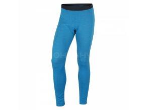 Husky Merino 100 pánské termo kalhoty modré