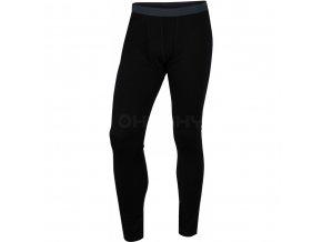 Husky Merino 100 pánské termo kalhoty černé