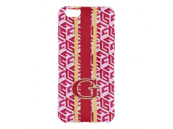 """Guess G-Cube TPU Pouzdro Red pro iPhone 6 4.7"""""""
