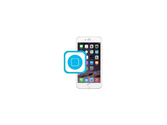Oprava home tlačítka Iphone 6S Plus