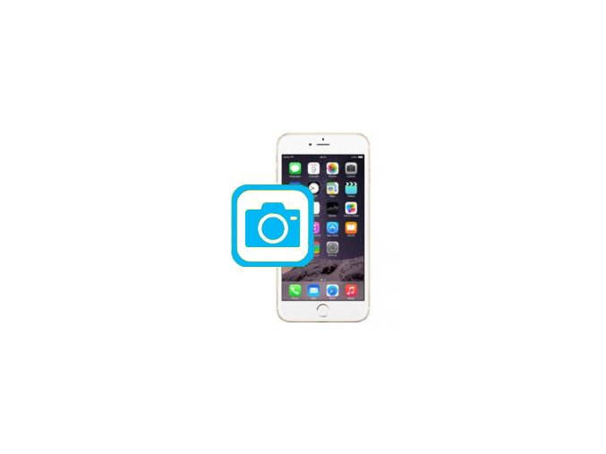 Oprava Zadní Kamery iPhone 6S Plus