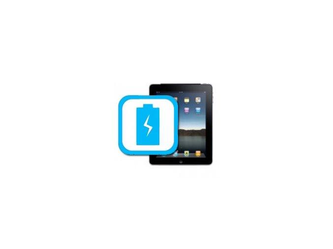 Nefunkční konektor nabíjení iPad 2