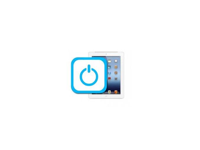 Nefunkční zapínací tlačitko iPad 3