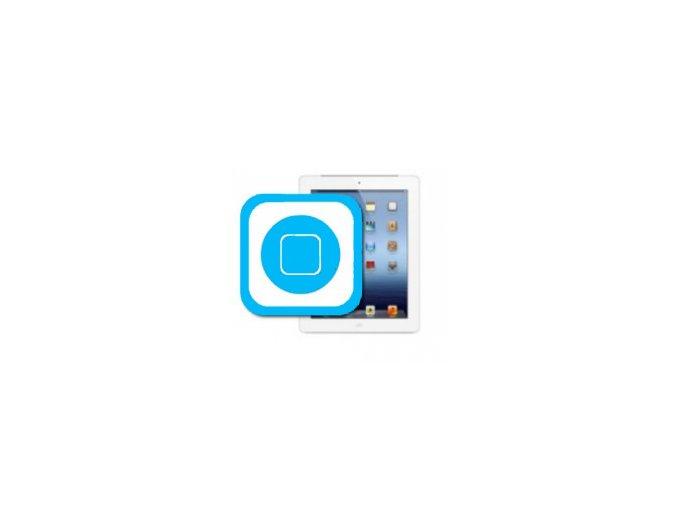Nefunkční Home Button iPad 4