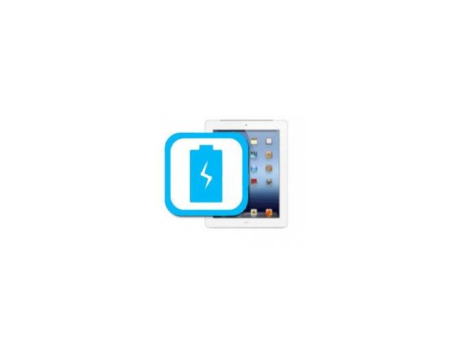 Nefunkční konektor nabíjení iPad 4
