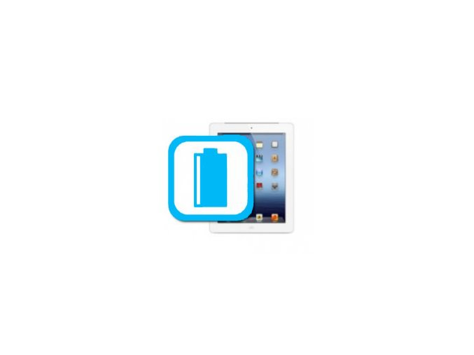 Výměna baterie iPad 4