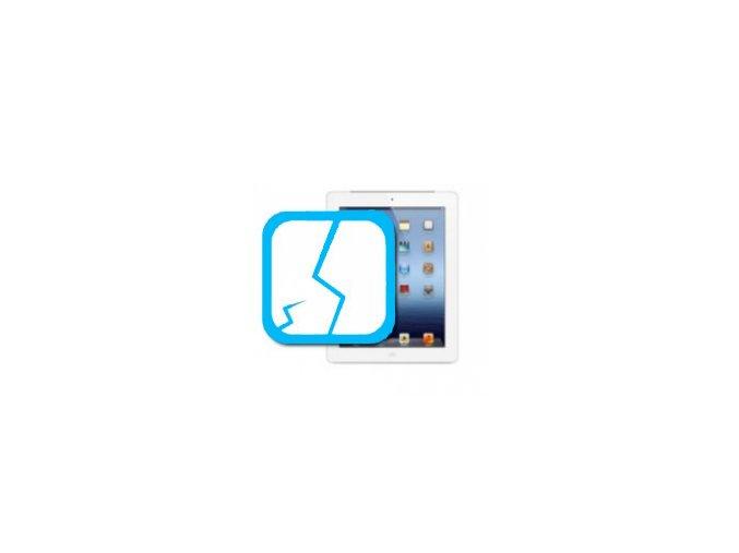 Výměna dotykového skla iPad 4
