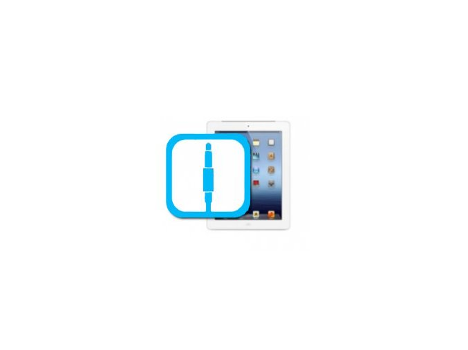 Nefunkční konektor na sluchátka iPad Air 2