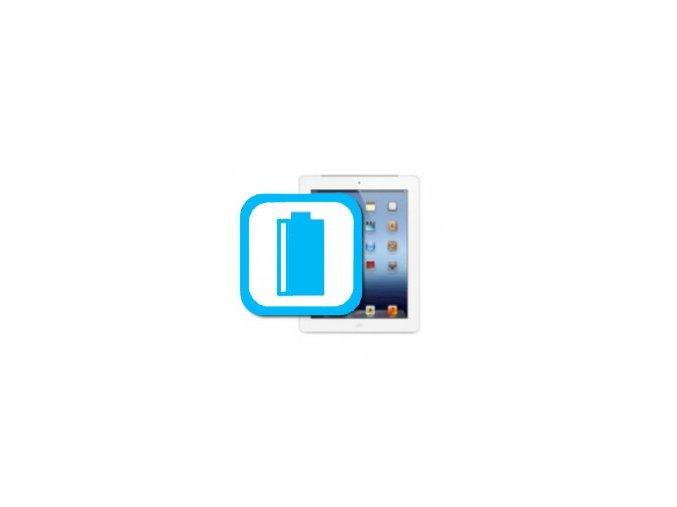 Výměna baterie iPad Mini 1