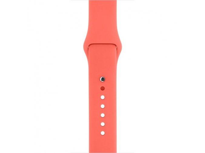 Sportovní Pásek 38/40mm - Růžový
