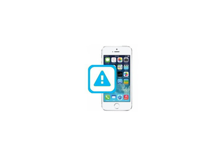 Diagnostika iPhone SE