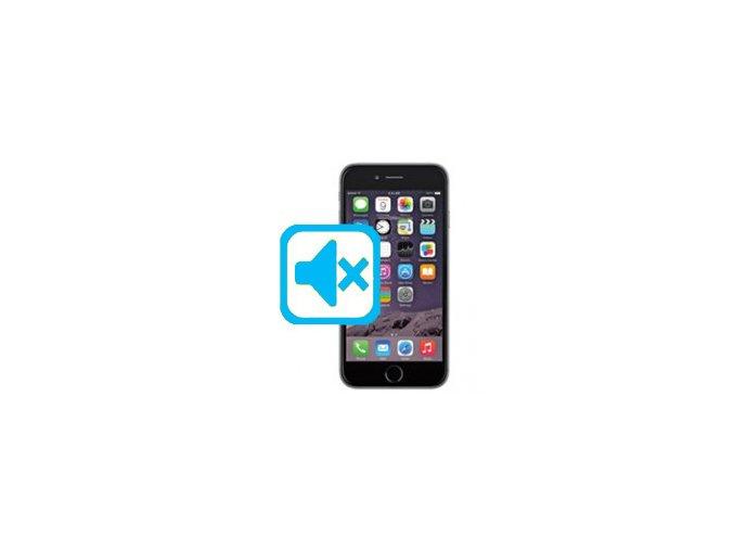 Oprava Tlačítka na Tichý Režim iPhone 6