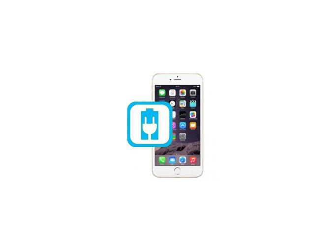 Oprava konektoru a napájení Iphone 6 Plus